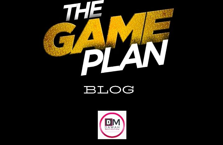 Photo of THE GAME PLAN BLOG.
