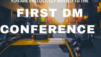 Photo of First DM Conference