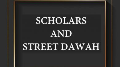 Photo of Scholars and Street Dawah