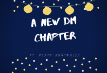 Photo of A New DM Chapter Ft. Perth, Australia