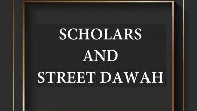 Photo of Scholars and Street Dawah